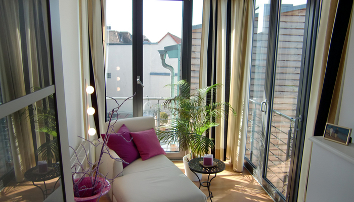 Maisonette Loft Bad Homburg